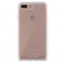 Tech21 Evo Check iPhone 8 Plus/7 Plus transparant/wit