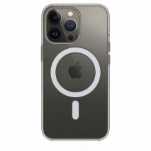 Apple iPhone 13 Pro Clear Case met MagSafe