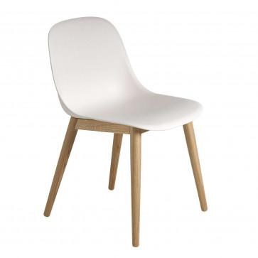 Muuto Fiber Side Chair wit