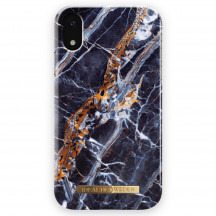 iDeal of Sweden Case iPhone XR midnight blue marble