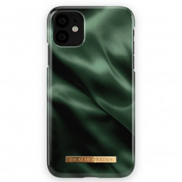 iDeal of Sweden iPhone Case 11 emerald satin
