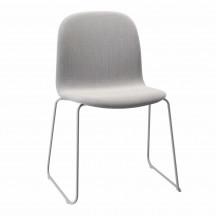 Muuto Visu Chair sled base (steelcut trio)