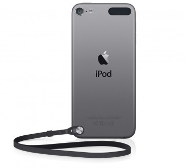 Apple iPod touch loop grijs en wit