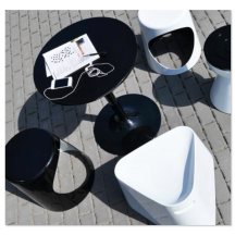 XLBoom Table zwart