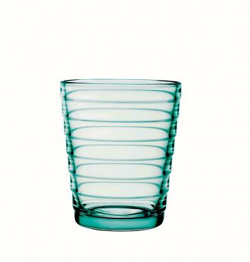 iittala Aino Aalto glas watergroen