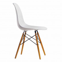 Vitra Eames Plastic Chair DSW wit