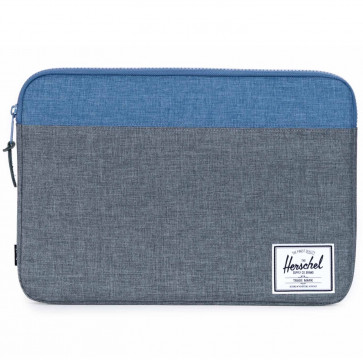 Herschel Anchor sleeve 15-inch MacBook Pro Retina Crosshatch