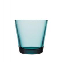 iittala Kartio glas zeeblauw