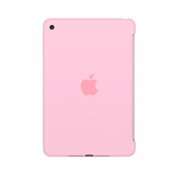 Apple iPad mini 4 Silicone Case lichtroze