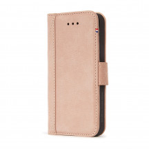 Decoded Wallet Case iPhone SE/5(s) rosé
