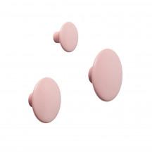 Muuto Dots kledinghaken roze
