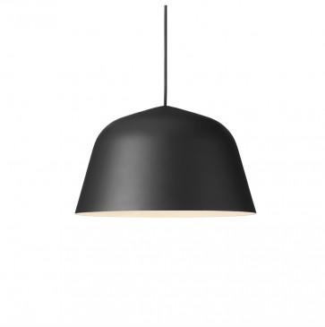 Muuto Ambit hanglamp Ø40 zwart