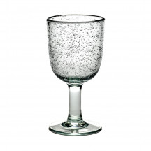 Pure by Pascale Naessens wit wijnglas