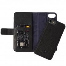 Decoded 2-in-1 Wallet Case iPhone 8/7/6(s) zwart