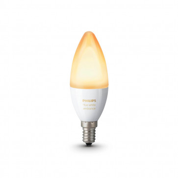 Philips Hue White Ambiance E14-kaarslamp