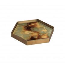 Notre Monde Moss Organic mini-tray