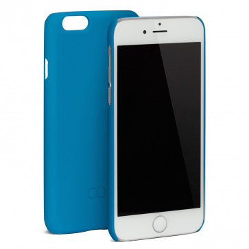 C6 hard case iPhone 6(s) mat aqua
