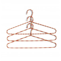 Hay Cord Hanger Stripe Powder