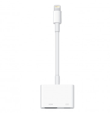 Apple Lightning naar Digitale AV Adapter