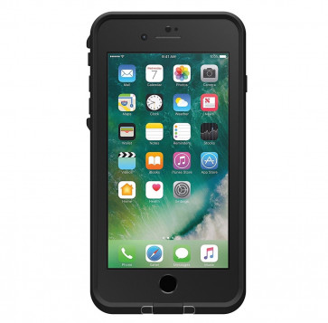 Lifeproof Fré Case iPhone 7 Plus zwart