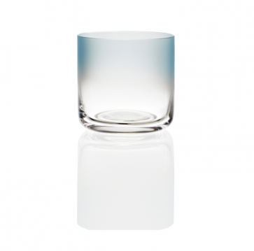 Hay Colour Glass low blauw