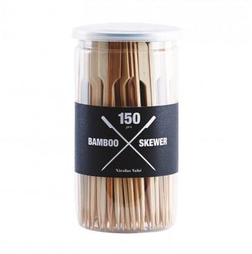 Nicolas Vahé bamboe sticks