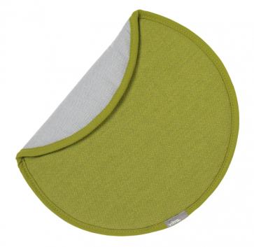 Vitra zitkussen Seat Dot groen/pastelgroen