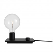 Muuto Control tafellamp zwart