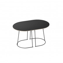 Muuto Airy Coffee Table small zwart