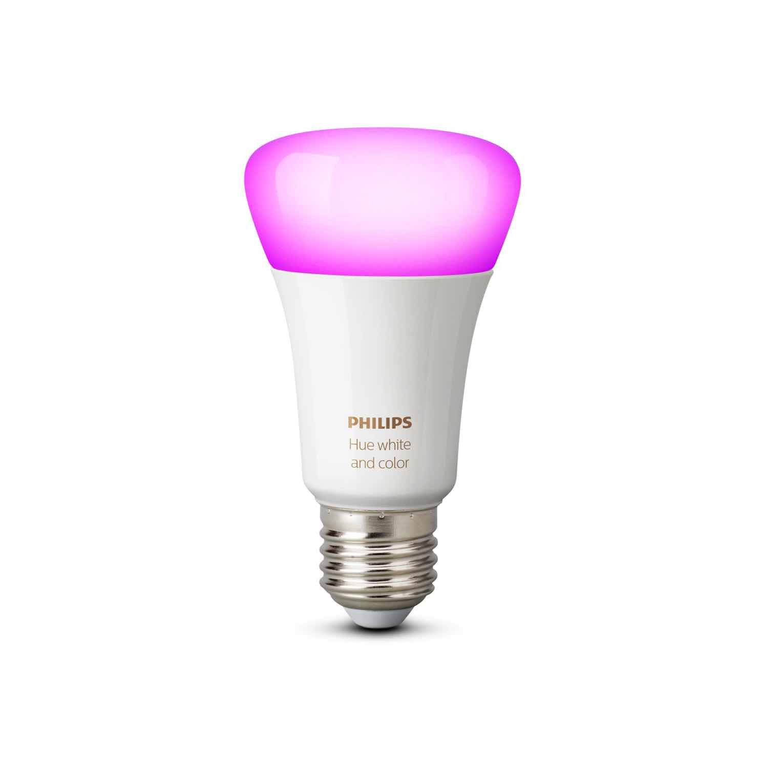 philips hue white color ambiance e27 lamp. Black Bedroom Furniture Sets. Home Design Ideas