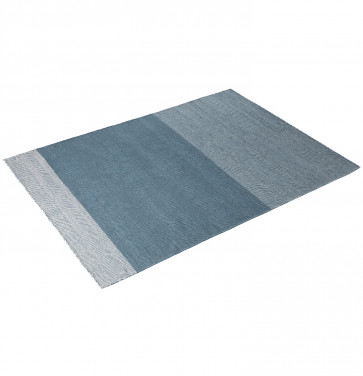 Muuto Varjo tapijt blauw