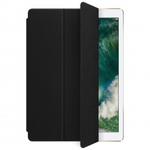 Apple iPad Pro 12,9-inch Leren Smart Cover zwart