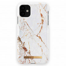 iDeal of Sweden Case iPhone 11 carrara gold