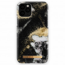 iDeal of Sweden Case iPhone 11 Pro black galaxy marble