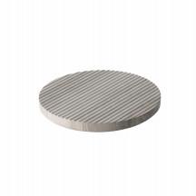 Muuto Groove Trivet marmer grijs