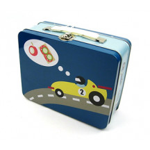 Sebra lunchbox racen