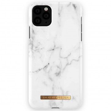 iDeal of Sweden Case iPhone 11 Pro Max white marble