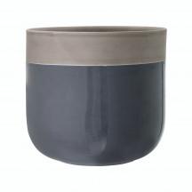 Bloomingville Bloempot teracotta grijs