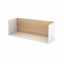 Ethnicraft U Shelf medium wit