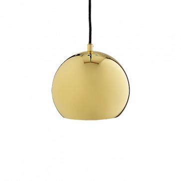 Frandsen Lighting hanglamp ball brass