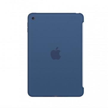 Apple iPad mini 4 silicone case oceaanblauw