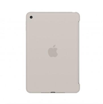 Apple iPad mini 4 silicone case steengrijs