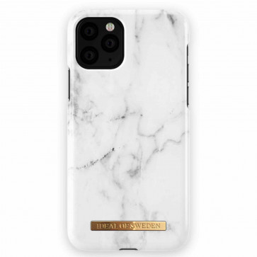 iDeal of Sweden Case iPhone 11 Pro white marble