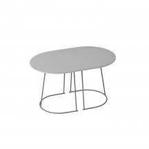 Muuto Airy Coffee Table small grijs