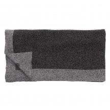 Hübsch plaid zwart/grijs
