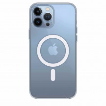 Apple iPhone 13 Pro Max Clear Case met MagSafe
