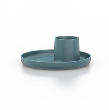 Vitra O-Tidy zeeblauw