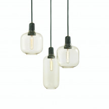 Normann Copenhagen Amp hanglampen