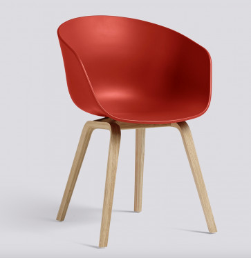 Hay About A Chair AAC22 warm rood