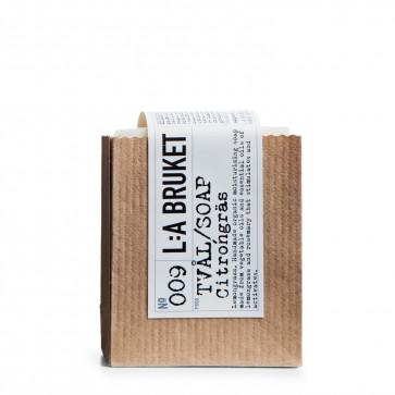 L:A Bruket zeep 009 citroengras